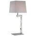 "<strong>Lite Source</strong> Fritzi 26.75"" H Table Lamp with Rectangle Shade"