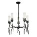 <strong>Espiral 5 Light Chandelier</strong> by Lite Source