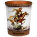 <strong>Winchester Horse and Rider Trash Can</strong> by Rockin' W Brand