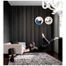 Henry Black Wallpaper by Marcel Wanders