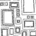 Graham & Brown Label Frames Geometric Wallpaper