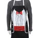 Attitude Aprons by L.A. Imprints Tuxedo Apron in Black