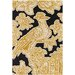 <strong>Tufted Pile Yellow Toile Rug</strong> by Thomas Paul