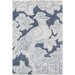 Thomas Paul Tufted Pile Grey Toile Rug