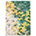 <strong>Green Kaleidoscope Rug</strong> by URBN