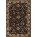 Couristan Everest Midnight Herati Palm Rug