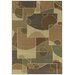 Concepts Contempo Light Brown/Multi Rug