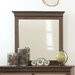 <strong>Weatherly Square Dresser Mirror</strong> by Standard Furniture