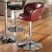 "<strong>Cosmo 25"" Adjustable Bar Stool</strong> by Standard Furniture"