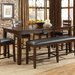 <strong>Standard Furniture</strong> Abaco 6 Piece Counter Height Dining Set