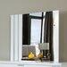 <strong>Metropolitan Rectangular Dresser Mirror</strong> by Standard Furniture