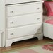 <strong>Reagan 3 Drawer Dresser</strong> by Standard Furniture