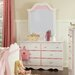 <strong>Standard Furniture</strong> Bubblegum 6 Drawer Dresser