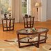 Opus 3 Piece Coffee Table Set