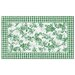 Accent Rooster Toile Novelty Rug
