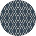 <strong>Fallon Marine Blue Rug</strong> by Surya