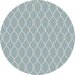 Fallon Foggy Blue Rug