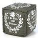 <strong>Surya</strong> Pouf Cube Ottoman