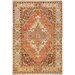 Zeus Light Rust Rug