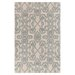 Lace Dove Gray/Ivory Rug