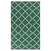Frontier Deep Sea Green Rug