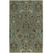 <strong>Capel Rugs</strong> Garden Terrace Cinnamon Blooms/Geometric Rug