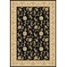 Legacy Arronwood Black Rug