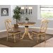<strong>Sunset Trading</strong> Brookdale 3 Piece Dining Set