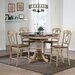 <strong>Brookdale 5 Piece Counter Height Dining Set</strong> by Sunset Trading