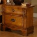 <strong>Brighton 2 Drawer Nightstand</strong> by Sunset Trading