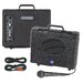 <strong>AmpliVox Sound Systems</strong> Audio Portable Buddy 50 Watt PA System