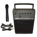 <strong>Wireless Rechargeable Mity-Vox 20 Watt PA System</strong> by AmpliVox Sound Systems
