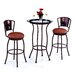 Brazilia Counter Height Pub Set