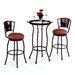 Brazilia Bar Height Pub Set