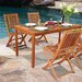 <strong>Balthazar 3 Piece Dining Set</strong> by Vifah