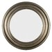 <strong>Wildon Home ®</strong> Nob Hill Round Wall Mirror