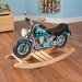 <strong>Star Studded Rockin Motorcycle</strong> by KidKraft