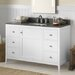 "<strong>Ronbow</strong> Briella 48"" Wood Cabinet Vanity Set"