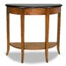 <strong>Favorite Finds Demilune Console Table</strong> by Leick Furniture