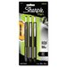 <strong>Porous Point Retractable Permanent Water Resistant Pen, 3/Pack</strong> by Sharpie®