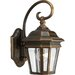 <strong>Crawford Incandescent 1 Light Outdoor Wall Lantern</strong> by Progress Lighting