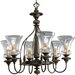 Fiorentino 6 Light Chandelier
