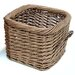 Rustic Willow Milk Crate