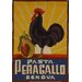 <strong>Chelsea Vintage Poster Art Novelty Rug</strong> by Safavieh