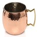 <strong>Old Dutch International</strong> HiMoscow Mule Hammered Mug (Set of 4)