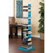 <strong>Poppy Spine Book and Media Tower</strong> by Wildon Home ®