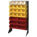 Single Sided Louvered Rack