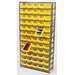 "Economy Shelf Bin Storage Units (75"" H  x 36"" W x 12"" D)"