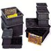 "<strong>Conductive Dividable Grid Storage Containers (3"" H x 17 1/2"" W x 22...</strong> by Quantum Storage"