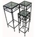 <strong>3 Piece Nesting Tables</strong> by Pangaea Home and Garden